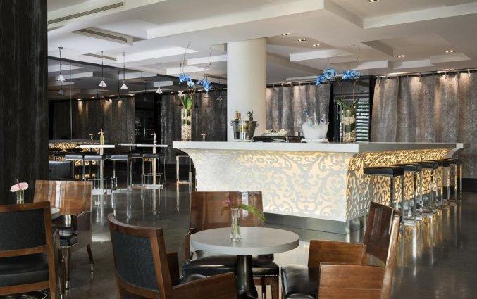 Bar van Hotel Puerta America in Madrid