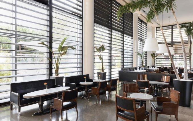 Restaurant van Hotel Puerta America in Madrid
