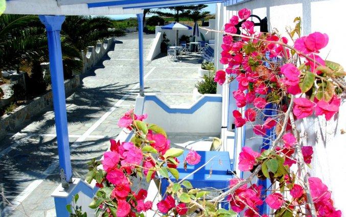 Hotel Stavros Villas op Santorini