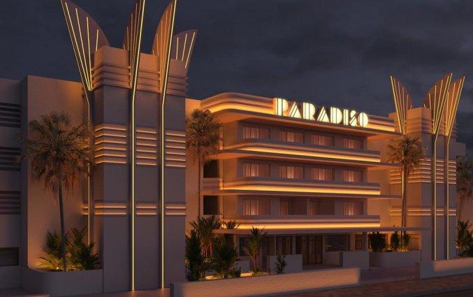 Hotel Paradiso Art op Ibiza