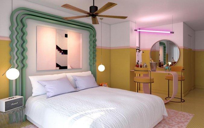 Suite van Hotel Paradiso Art op Ibiza