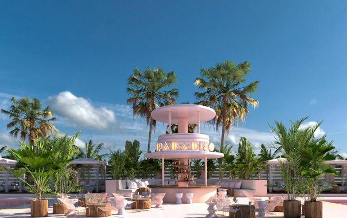 Zwembad van Hotel Paradiso Art op Ibiza