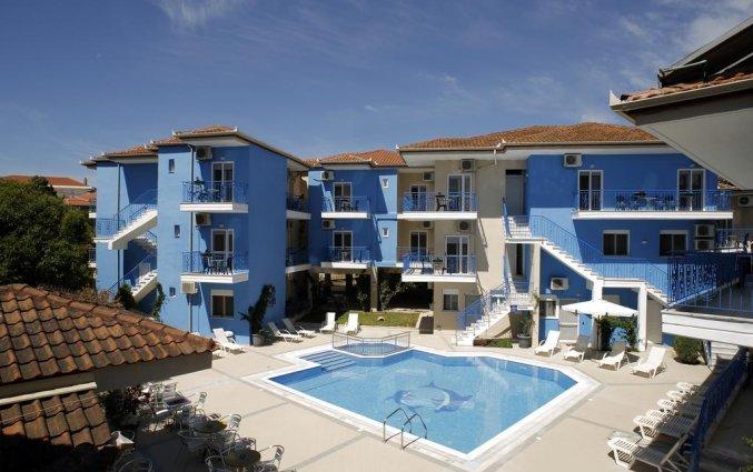Hotel Stratos op Chalkidiki