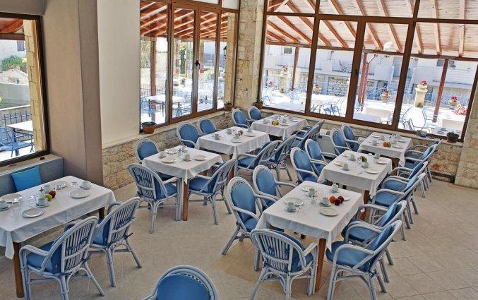 Restaurant van Hotel Stratos op Chalkidiki