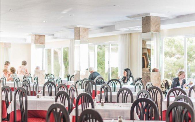 Restaurant van Hotel Torre Azul op Mallorca
