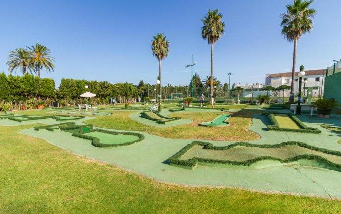 Golfbaan van Hotel EIX Lagotel op Mallorca