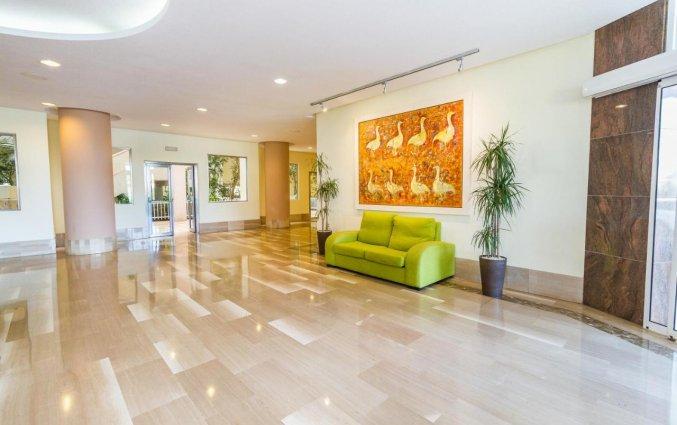Lobby van Hotel EIX Lagotel op Mallorca