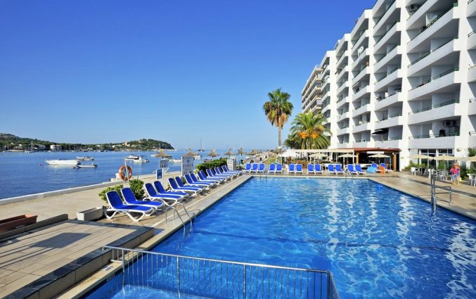 Buitenzwembad Globales Verdemar op Mallorca