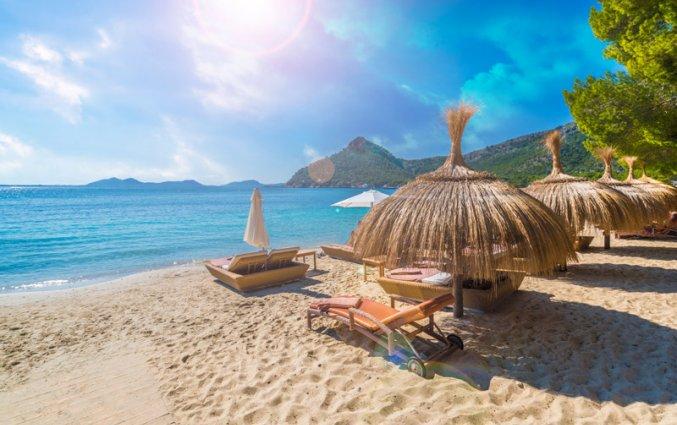 Mallorca - Strand Playa de Formentor