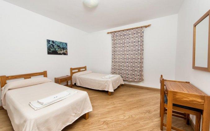 Dubbele kamer van Appartementen Arcos Playa Mallorca
