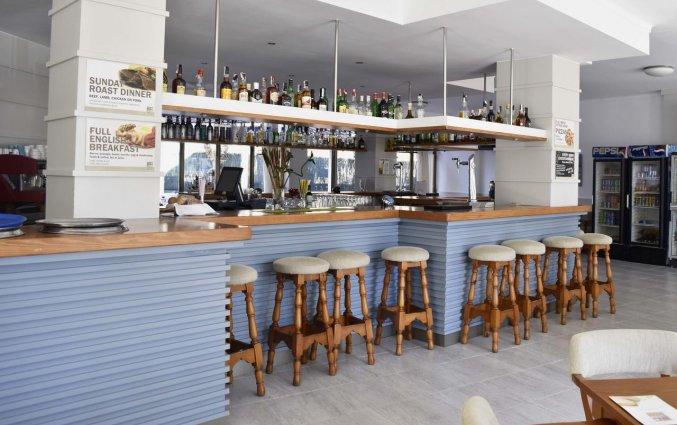 De bar van Appartementen Arcos Playa Mallorca