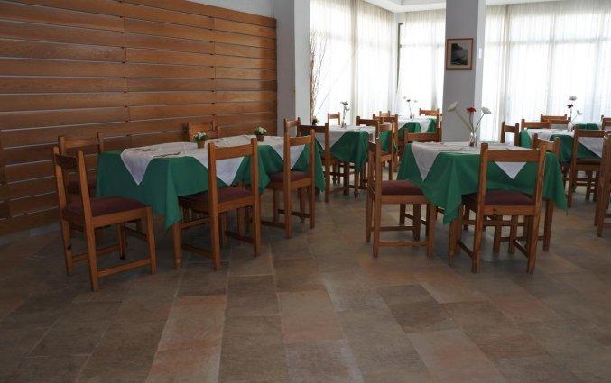 Het restaurant van Appartementen Arcos Playa Mallorca
