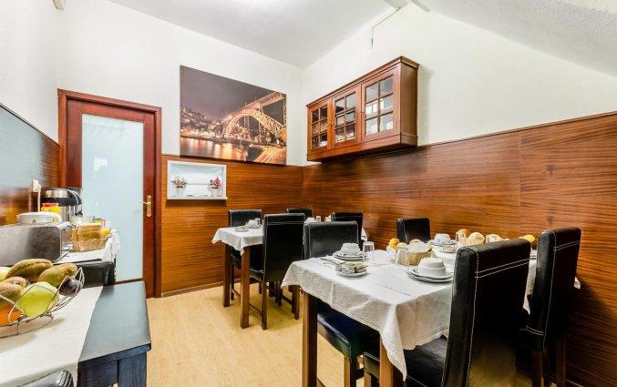 Ontbijtzaal van Hotel Santa Clara in Porto