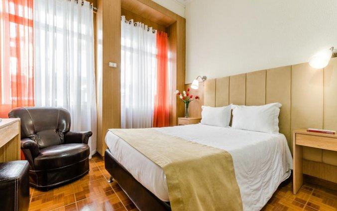 Tweepersoonskamer van Hotel Santa Clara in Porto