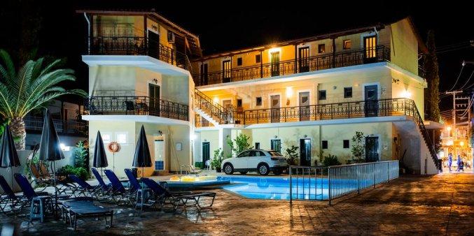 Hotel La Caretta op Zakynthos