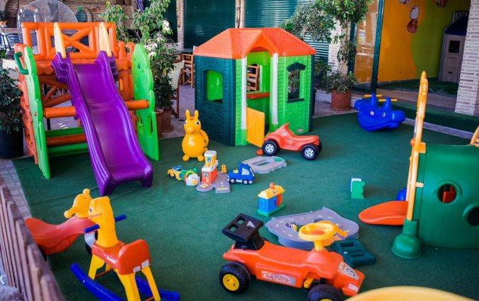 Kids club van Hotel La Caretta op Zakynthos