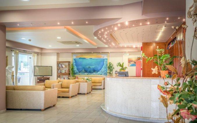 Lobby van Hotel Zante Atlantis in Zakynthos