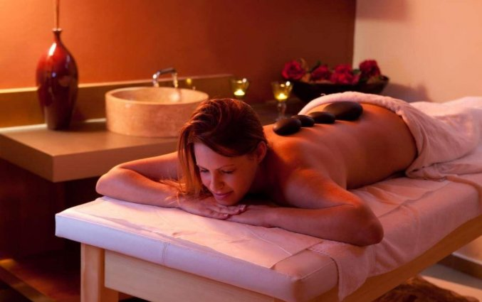 Wellness van hotel Pagus