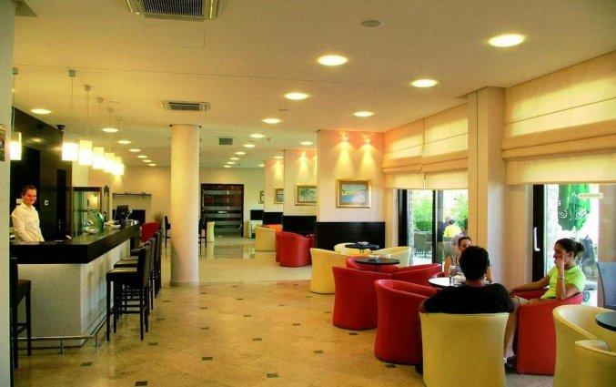 Lounge van hotel Pagus