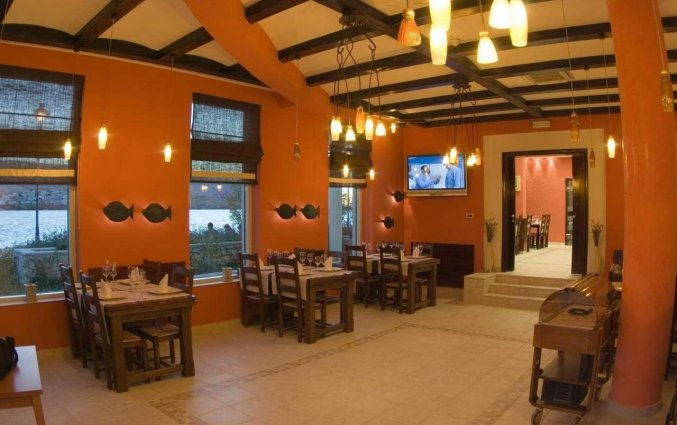 Restaurant van hotel Pagus