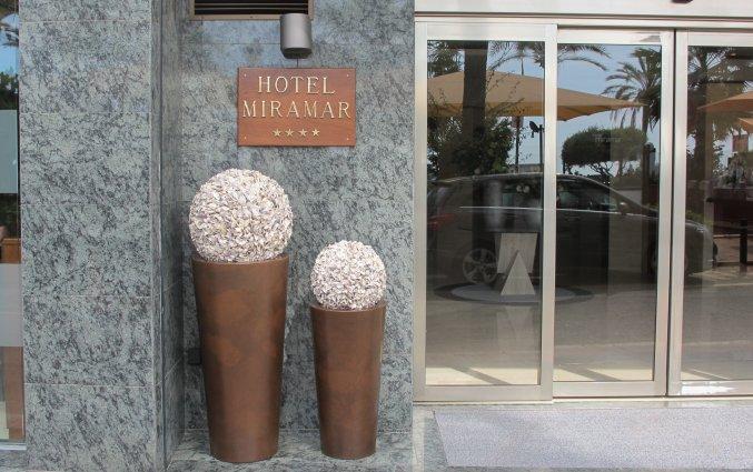 Receptie Hotel Miramar