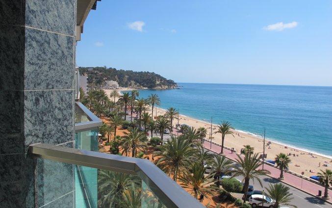 Uitzicht Hotel Miramar