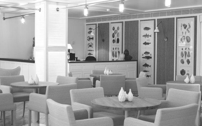 Restaurant van hotel Els Pins aan de Costa Brava