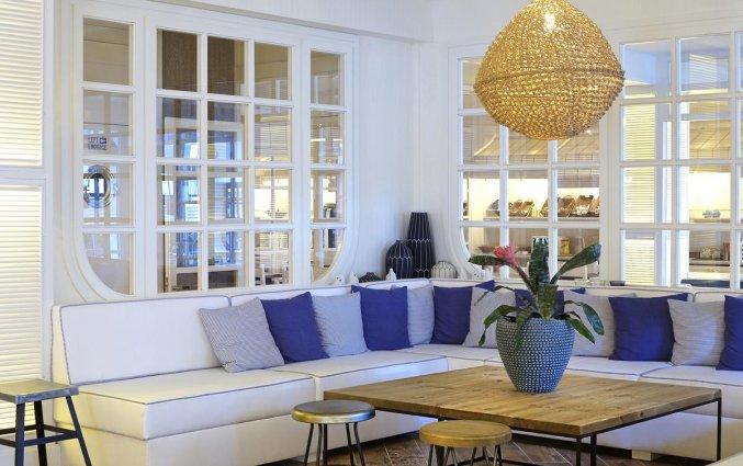 Lounge van hotel Els Pins aan de Costa Brava