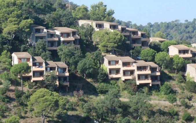 Appartementen van Giverola Resort Tossa de Mar