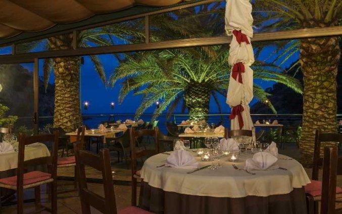 Restaurant van Giverola Resort Tossa de Mar