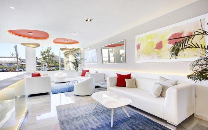 Lounge van hotel Grupotel Amapola op Mallorca