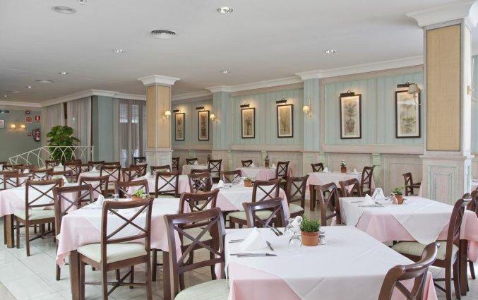 Ontbijtruimte van hotel Grupotel Amapola op Mallorca