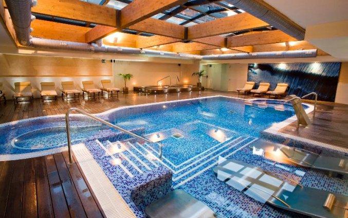 Wellnesscentrum van Hotel Spa Villa Olimpic@ in Barcelona