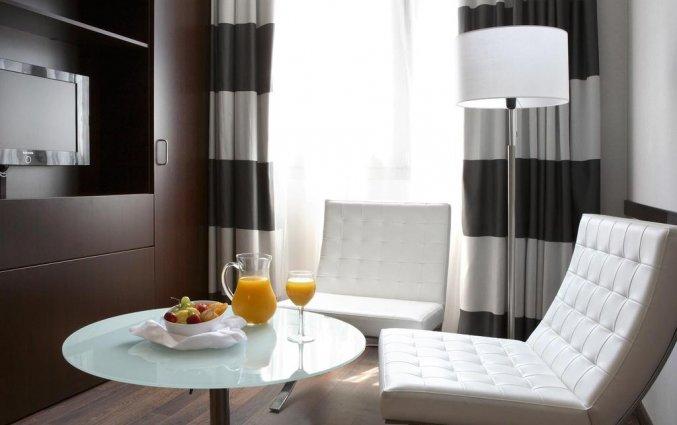 Driepersoonskamer van Hotel Spa Villa Olimpic@ in Barcelona