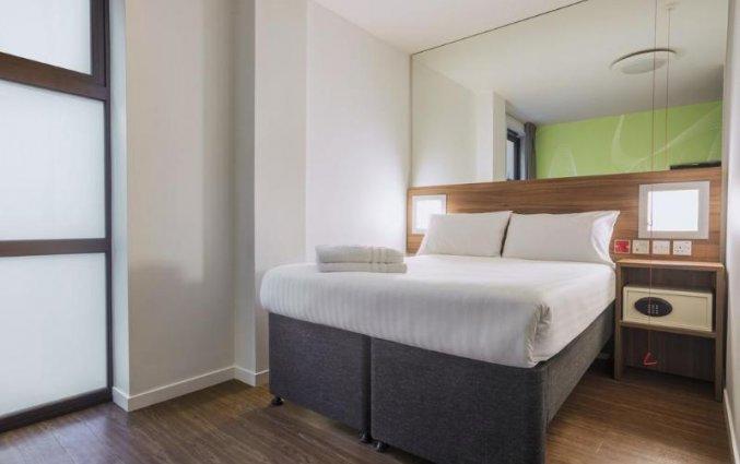 Tweepersoonskamer van Hotel Point A Paddington in Londen