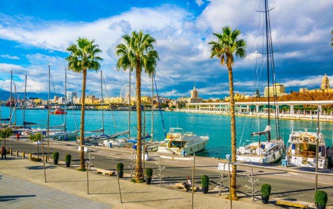 Malaga - Promenade
