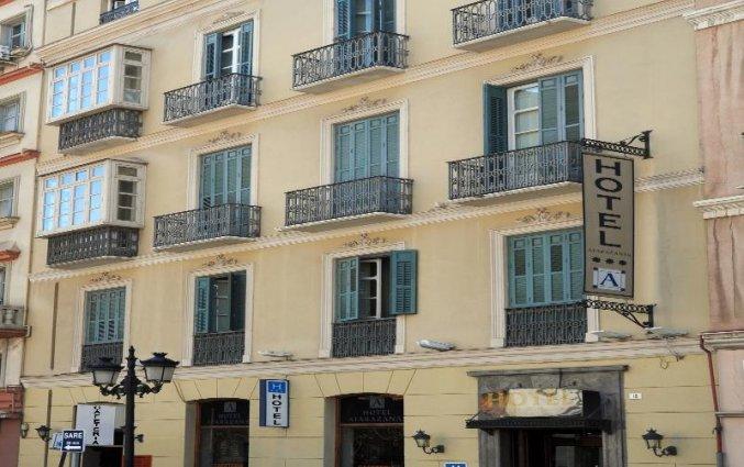 Hotel Atarazanas Boutique in Malaga