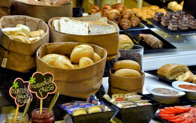 Ontbijt van Hotel Atarazanas Boutique in Malaga