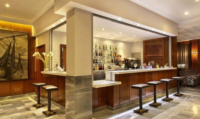 Bar van Hotel Soho Boutique Las Vegas in Malaga