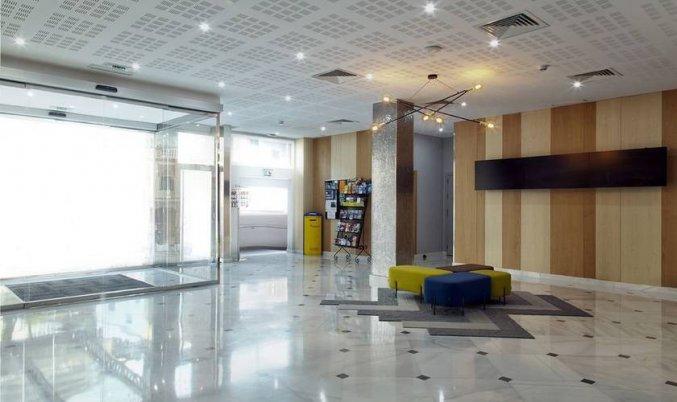 Lobby van Hotel Soho Boutique Las Vegas in Malaga