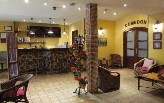 Bar van Hotel Don Paco in Malaga