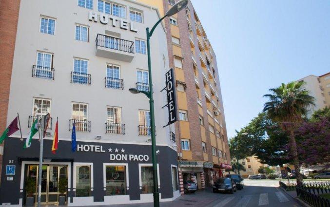 Hotel Don Paco in Malaga
