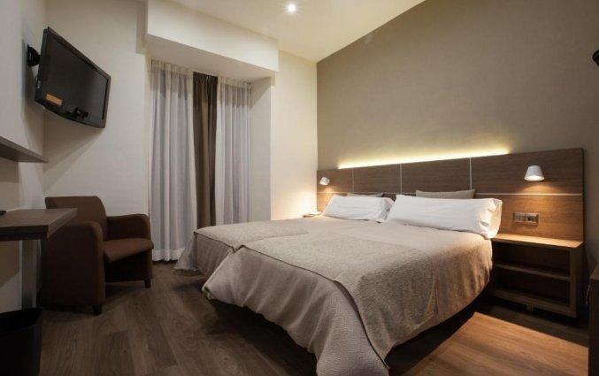 Tweepersoonkamer van Hotel Don Paco in Malaga