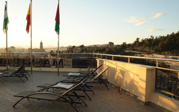 dakterras Hotel MS Maestranza Málaga