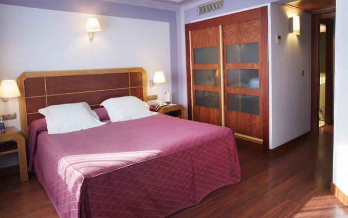tweepersoonskamer Hotel MS Maestranza Málaga