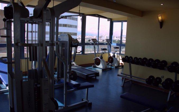fitnessruimte Hotel MS Maestranza Málaga
