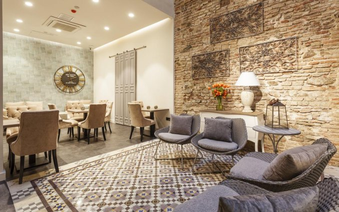 lounge Hotel Palacete de Alamos