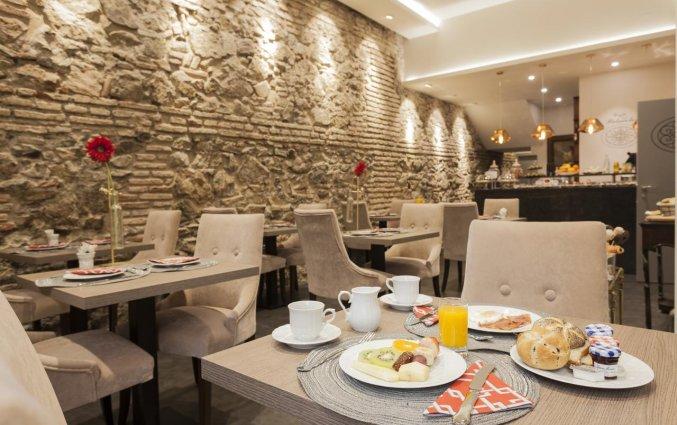 ontbijt Hotel Palacete de Alamos