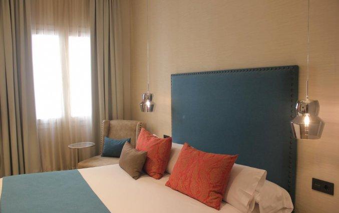 tweepersoonskamer Hotel Palacete de Alamos