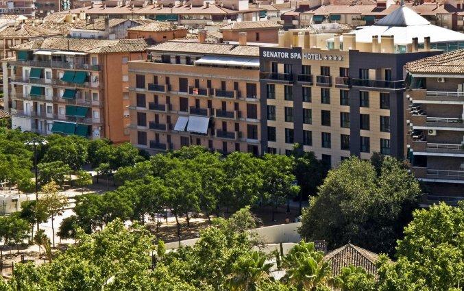 Hotel Senator Granada Spa in Andalusie